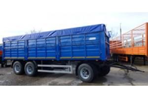 СЗАП-83053СХ-зерновоз