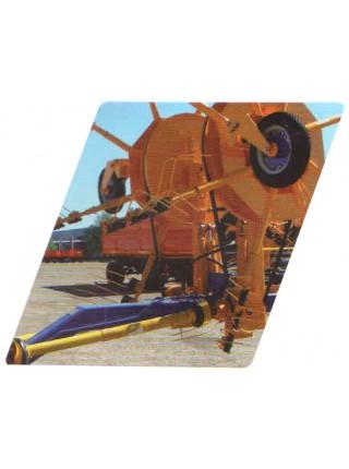Грабли-ворошилка ГВД 1-Ф-6
